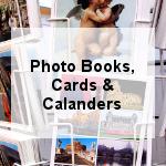 Photo Books, Cards & Calanders